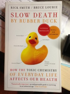 Slow Death by Rubber Duck Book Cover