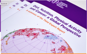 The cover of Diet, Nutrition, Physical Activity and Cancer: a Global Perspective